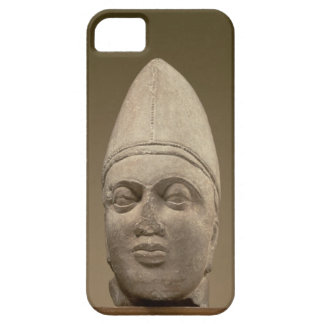 Head of a Scythian, red sandstone, 3rd century AD iPhone SE/5/5s Case