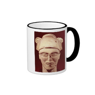 Head of a Semite chief with Egyptian influence Ringer Mug