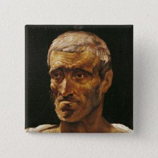 Head of a Shipwrecked Man Button