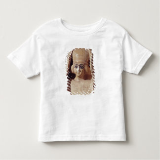 Head of a statue of Ishtar, wearing a Toddler T-shirt