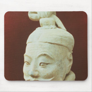Head of a warrior Terracotta Army Mousepads