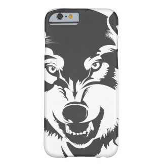 Head of a Wolf Barely There iPhone 6 Case