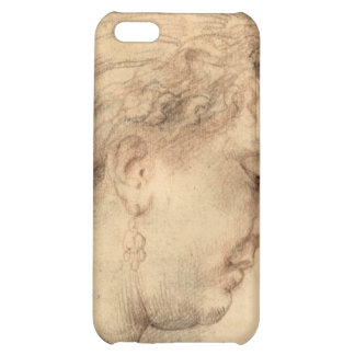 Head of a woman by Paul Rubens Case For iPhone 5C