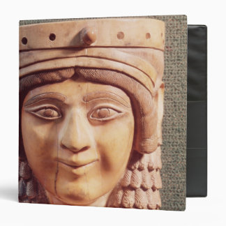 Head of a Woman, called the Lady of the Well Binder