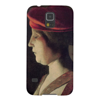 Head of a Woman Galaxy S5 Case