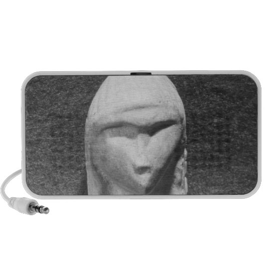 Head of a Woman known as Venus of Brassempouy Speaker