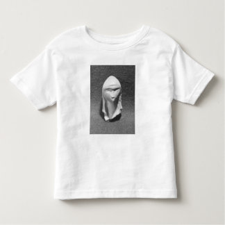 Head of a Woman known as Venus of Brassempouy Toddler T-shirt