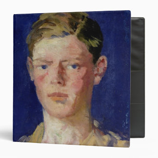 Head of a Young Man 3 Ring Binder