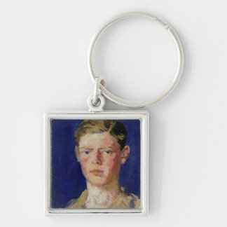 Head of a Young Man Key Chains