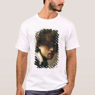Head of a Young Man or Self Portrait, 1629 T-Shirt