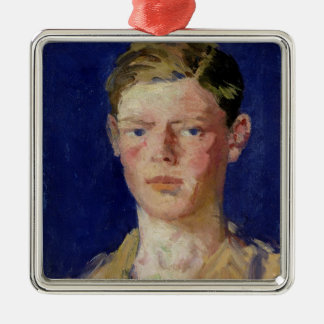 Head of a Young Man Ornament