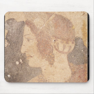 Head of a Young Woman, Velia Mouse Pad
