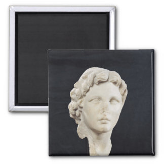 Head of Alexander the Great Magnet