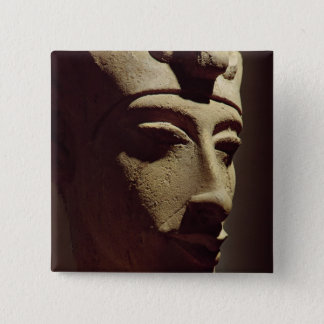 Head of Amenophis IV Button