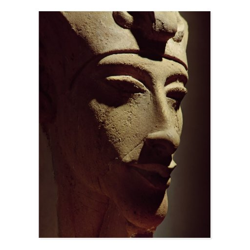 Head of Amenophis IV Post Cards