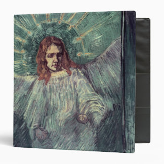 Head of an Angel, after Rembrandt, 1889 3 Ring Binder