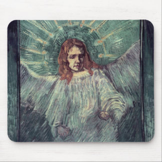Head of an Angel, after Rembrandt, 1889 Mouse Pad