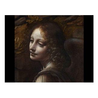 Head of an Angel by Leonardo da Vinci Post Card