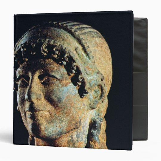 Head of an Etruscan Woman Binder