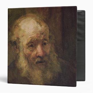 Head of an Old Man, c.1650 3 Ring Binder