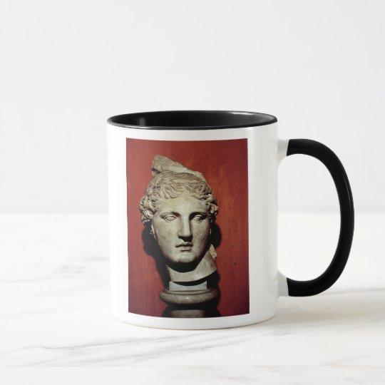 Head of Apollo from Ephesus Mug