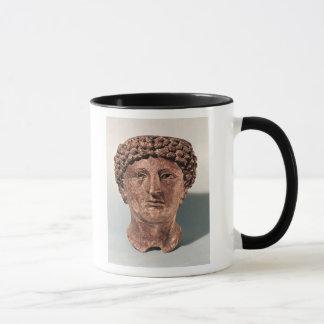 Head of Apollo, from Lillebonne Mug