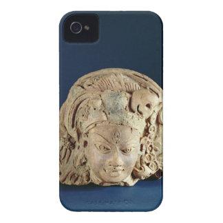 Head of Ardhanarisvara, Newal, Unnao (terracotta) iPhone 4 Cover