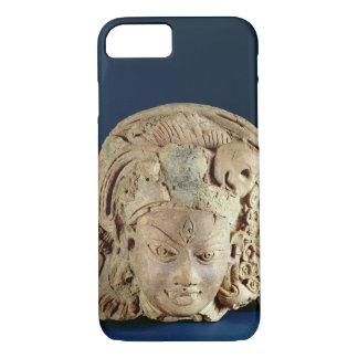 Head of Ardhanarisvara, Newal, Unnao (terracotta) iPhone 7 Case