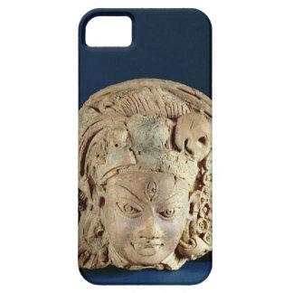 Head of Ardhanarisvara, Newal, Unnao (terracotta) iPhone SE/5/5s Case