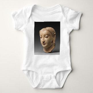 Head of Buddha - 5th–6th century Baby Bodysuit