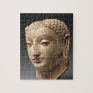 Head of Buddha - 5th–6th century Jigsaw Puzzle