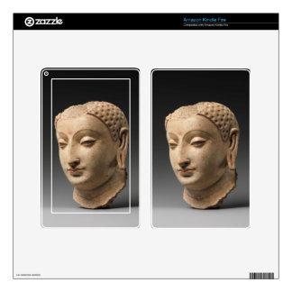 Head of Buddha - 5th–6th century Kindle Fire Skins