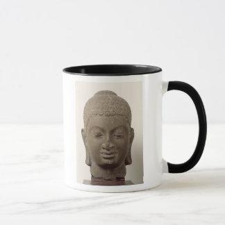 Head of Buddha, from Vat Romlok Mug