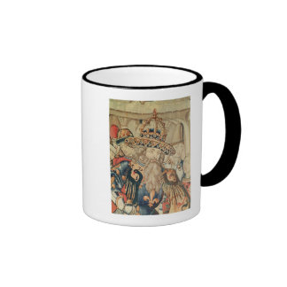 Head of Charlemagne Tournai workshop Coffee Mug
