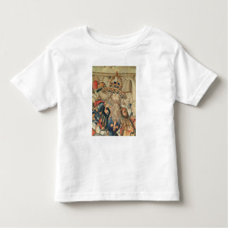 Head of Charlemagne , Tournai workshop Toddler T-shirt