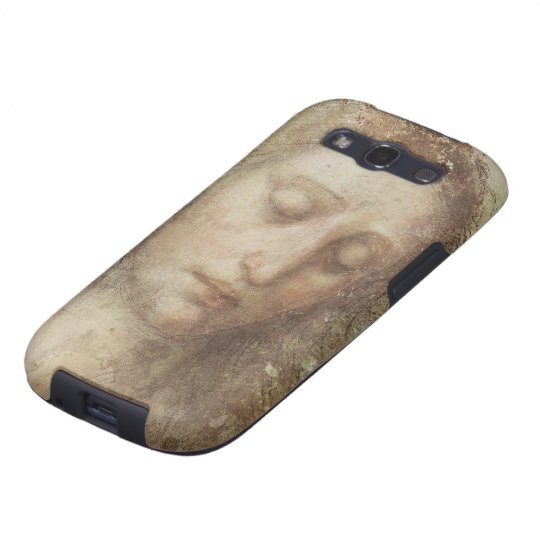 Head of Christ by Leonardo da Vinci Galaxy S3 Case