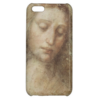 Head of Christ by Leonardo daVinci Cover For iPhone 5C