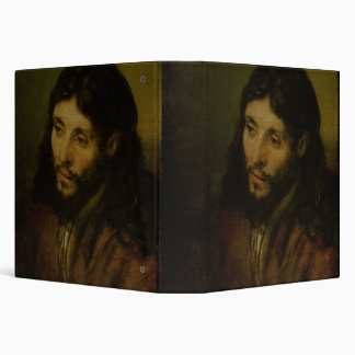 Head of Christ, c.1648 (oil on canvas) 3 Ring Binder