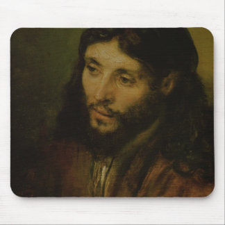 Head of Christ, c.1648 (oil on canvas) Mouse Pad