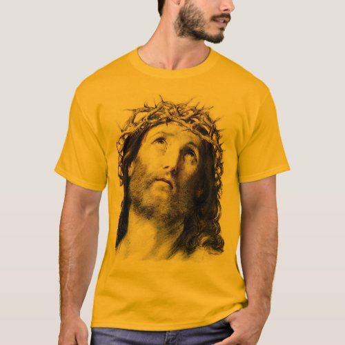 Head of Christ DARK T_Shirt