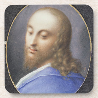 Head of Christ, miniature Coaster