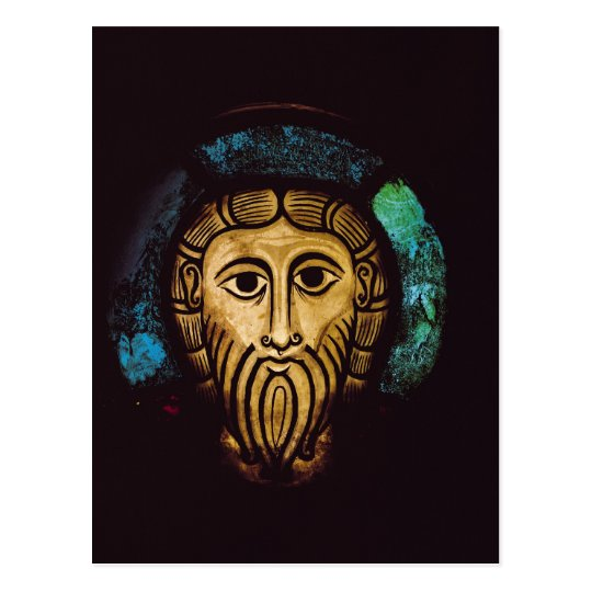 Head of Christ Postcard
