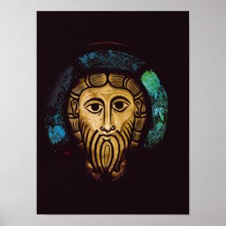 Head of Christ Print