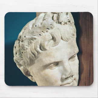 Head of Emperor Augustus  27-17 BC Mouse Pad