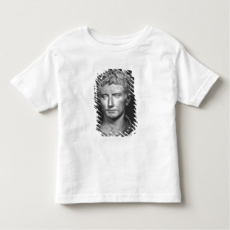 Head of Emperor Augustus Toddler T-shirt