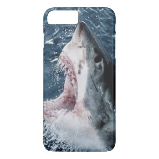 Head of Great White Shark iPhone 7 Plus Case