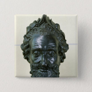 Head of Henri IV  after 1599 Button