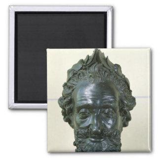 Head of Henri IV  after 1599 Magnet