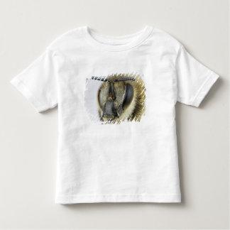 Head of honeybee toddler t-shirt