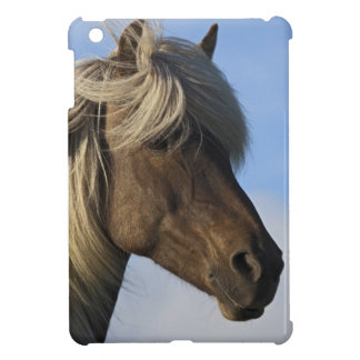 Head of Icelandic horse Iceland Case For The iPad Mini